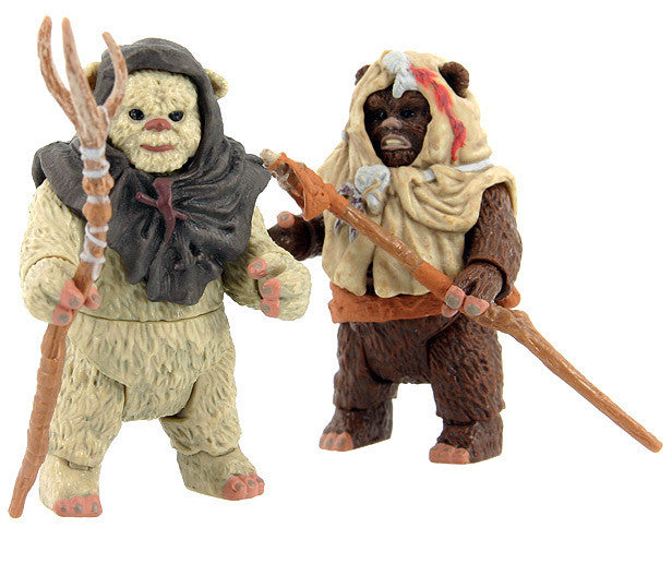 "Paploo Nho'Apakk Ewoks Legacy Collection 3.75"" Loose"