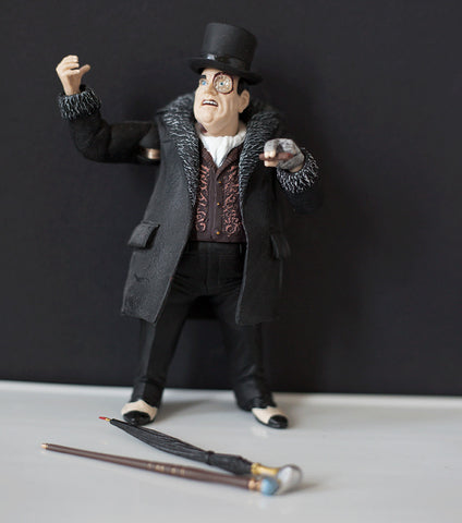 DC Penguin Action Figure Loose