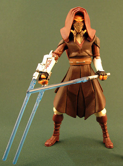 "Plo Koon Clone Wars Collection 3.75"" Loose"