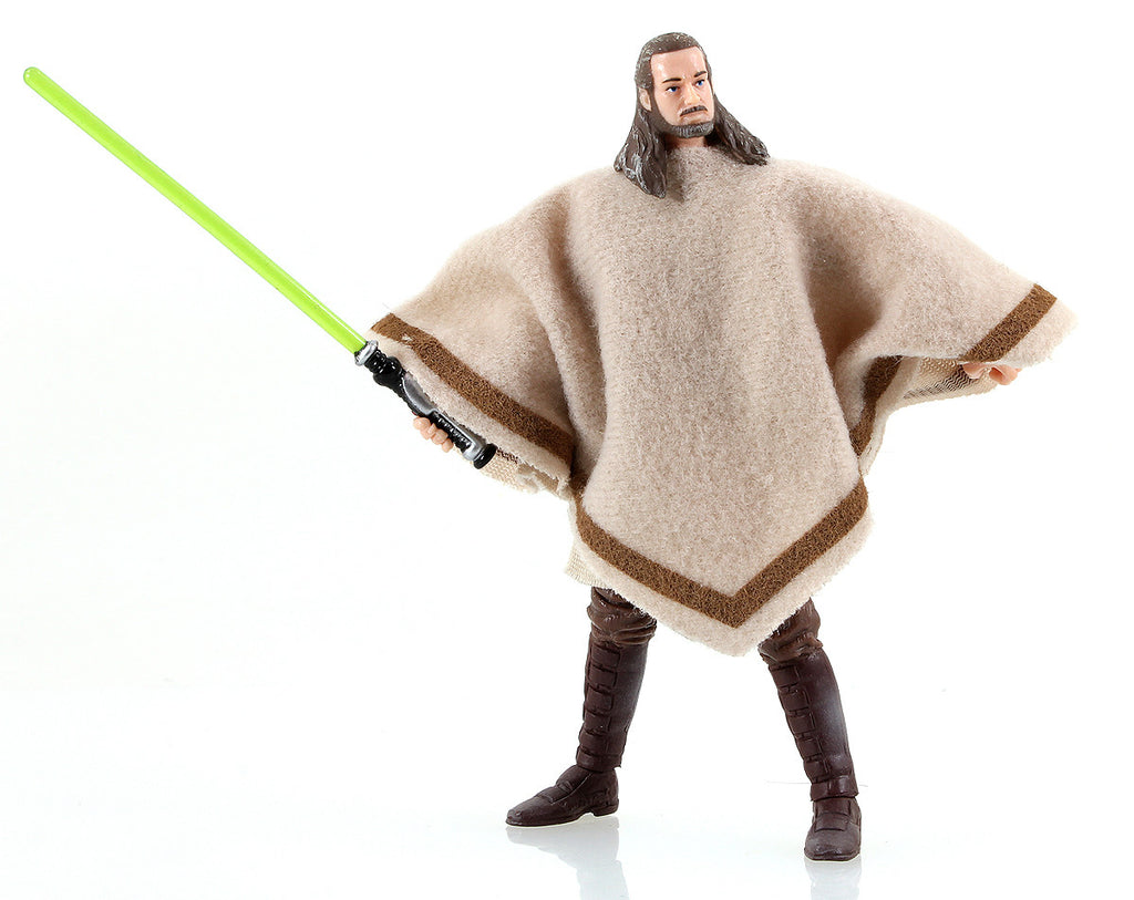 "Qui Gon Jinn Mail Away Episode 1 3.75"" Loose"