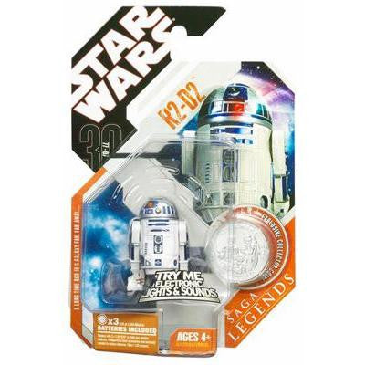 R2-D2 Star Wars 30th Anniversary 3.75""