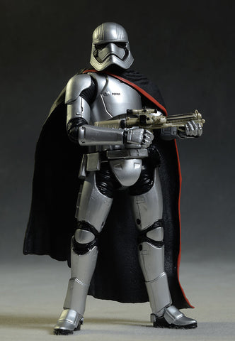 "#06 Captain Phasma Star Wars Black Series 6"" Loose"