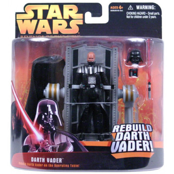 Revenge of the Sith Deluxe Darth Vader (Rebuild Darth Vader)