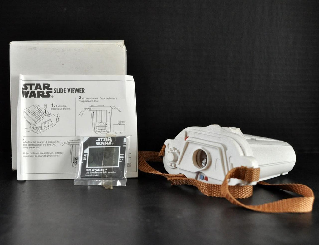 Star Wars Macro Binoculars Slide Viewer