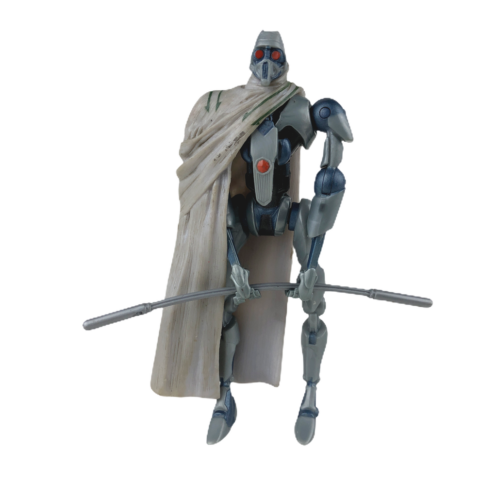 "#60 Grievous' Bodyguard Revenge of the Sith 3.75"" Loose"