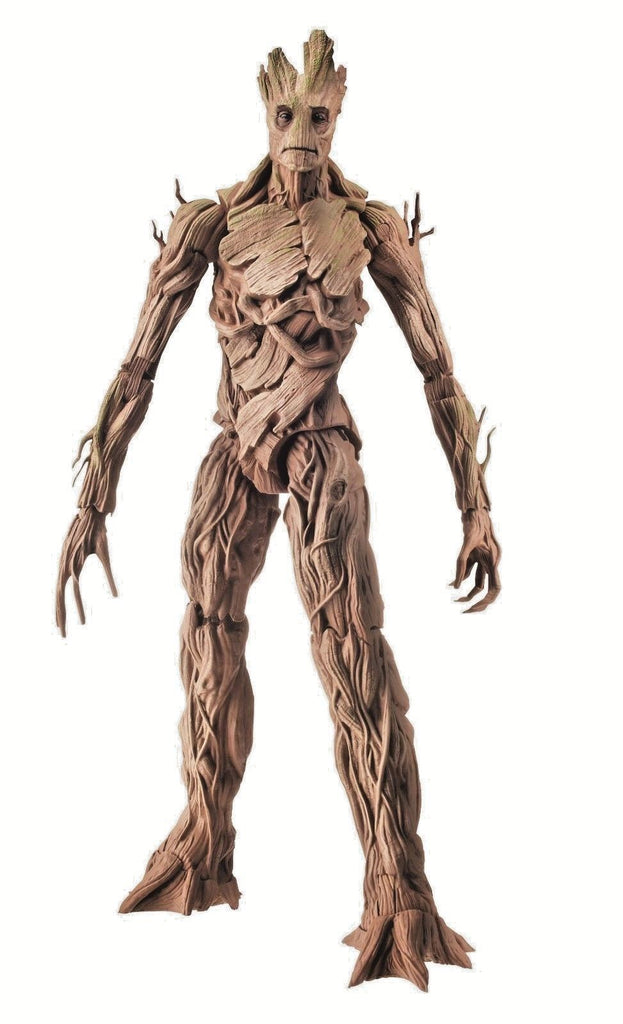 Groot GOTG Marvel Legends BAF Loose
