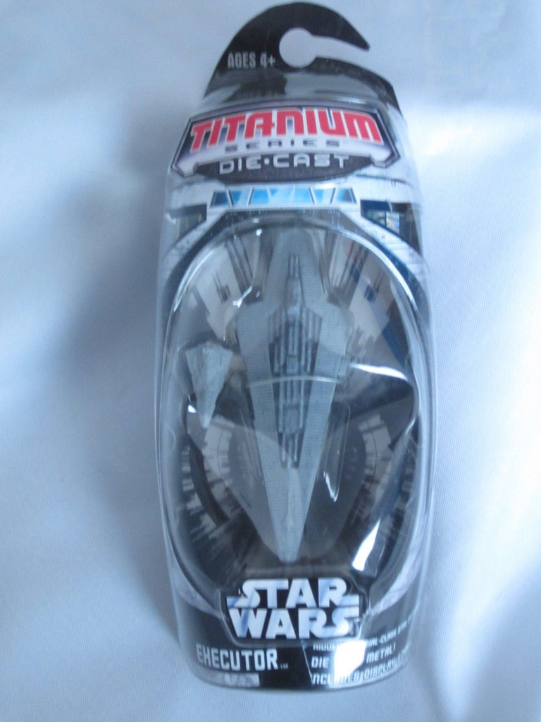Super Star Destroyer Executor Titanium Series Scaled Model Vehicle (2006)