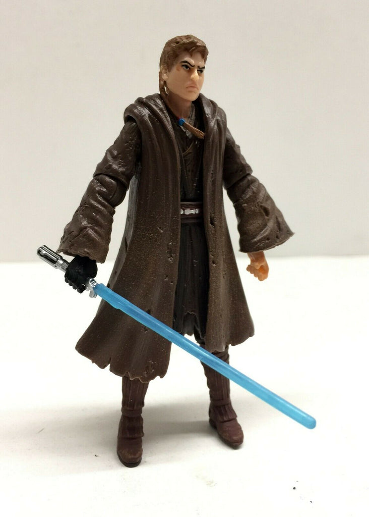 "Anakin Skywalker (Star Wars: The New Droid Army) Star Wars Legacy Collection 3.75"" LOOSE"