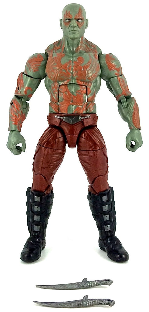 Drax GOTG Marvel Legends (2014 Groot Wave) Loose