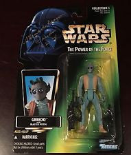 Greedo POTF2 (1996) NEW 3.75""