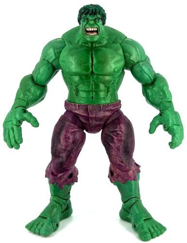 Toy Biz Marvel Legends 2006 HULK (SCREAMING VARIANT) (FACE-OFF 2-PACK) - Loose