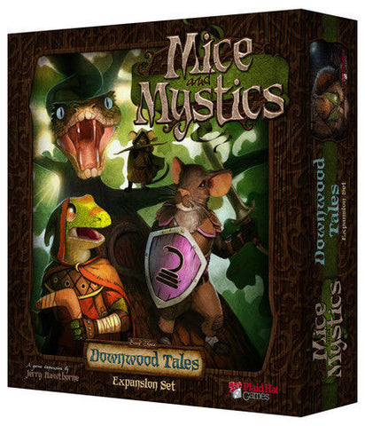 Downwood Tales - Mice and Mystics Expansion