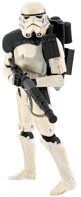 "#01 Sandtrooper Star Wars Black Series 6"" Loose"