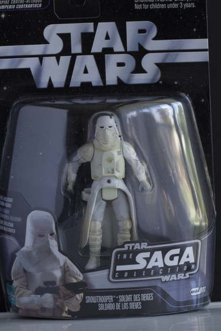 011 Snowtrooper The Saga Collection 3.75""