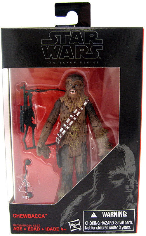 Chewbacca Star Wars Black Series 3.75""