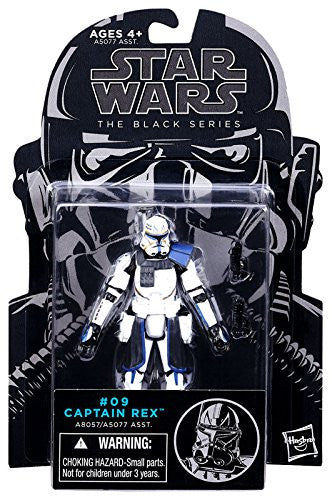 #09 Captain Rex Star Wars Black Series 3.75""