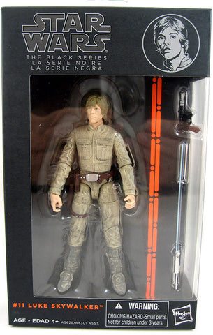 #11 Bespin Luke Skywalker Black Series 6""