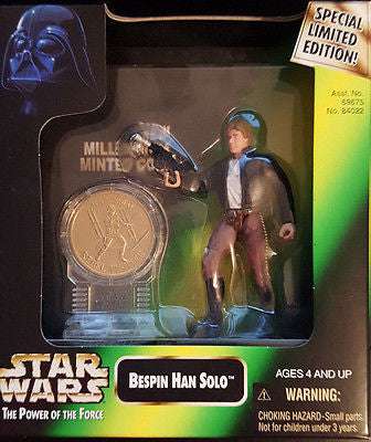 Bespin Han Solo with Coin POTF2