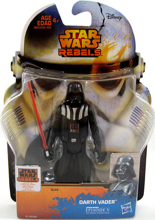 SL09 Darth Vader Star Wars Rebels 3.75""