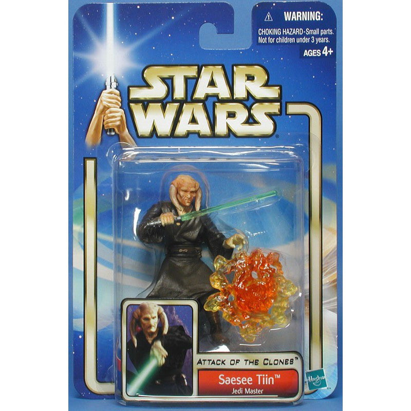 Saesee Tiin Jedi Master Attack of the Clones