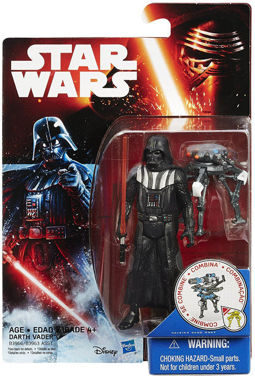 Darth Vader Star Wars The Force Awakens 3.75""