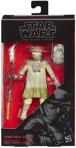 #09 Constable Zuvio Star Wars Black Series 6""