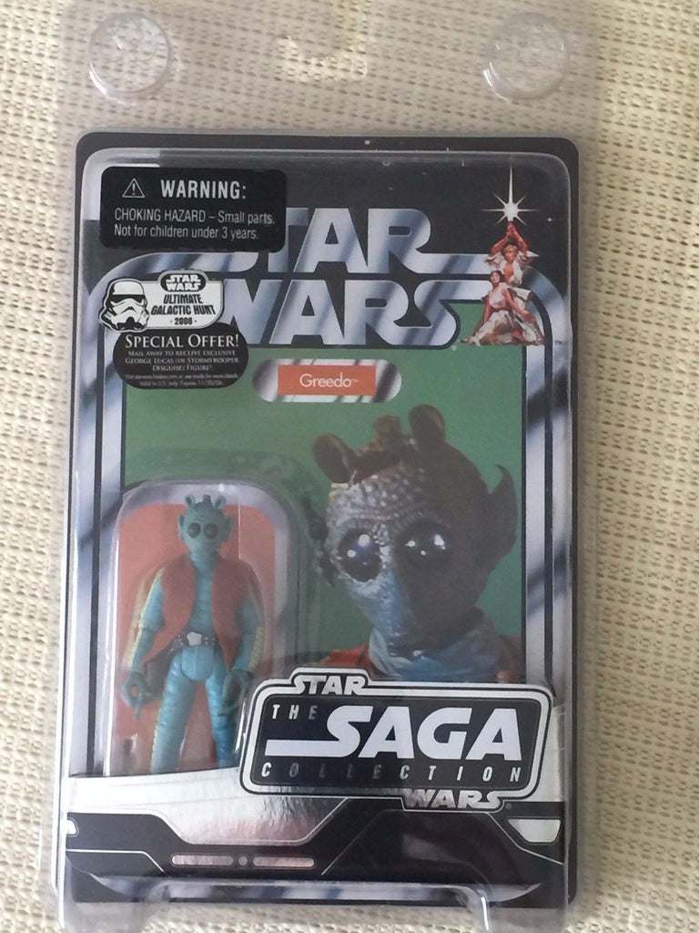 Greedo Star Wars The SAGA Collection 3.75""