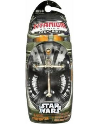 B-Wing Starfighter Titanium Series Scaled Model Vehicle (2006)