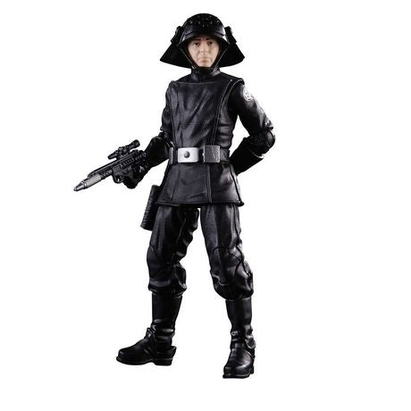 "Death Squad Commander Star Wars Black Series 40th Anniversary 6"" Loose"