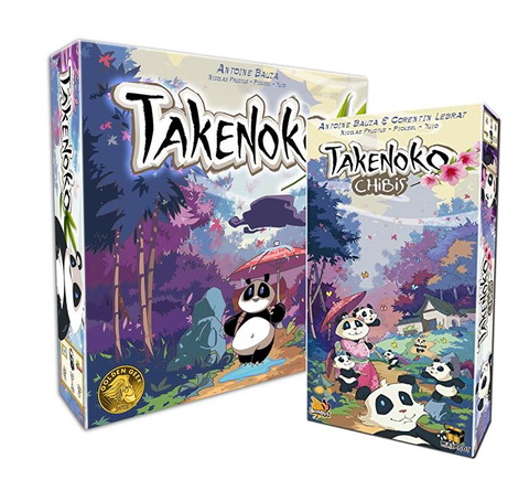 Takenoko with Chibis Expansion (Like New)