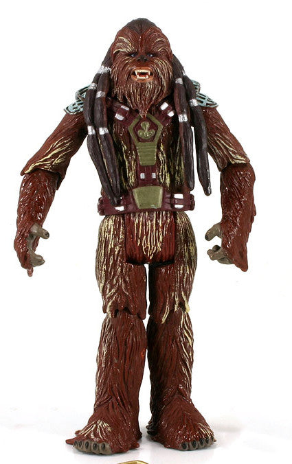"Tarfful Star Wars Revenge of the Sith 3.75"" Loose (incomplete)"
