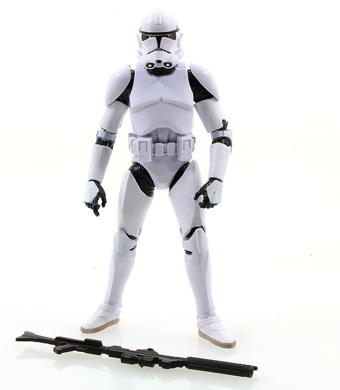 "Phase II Clone Trooper Star Wars Black Series 6"" Loose"