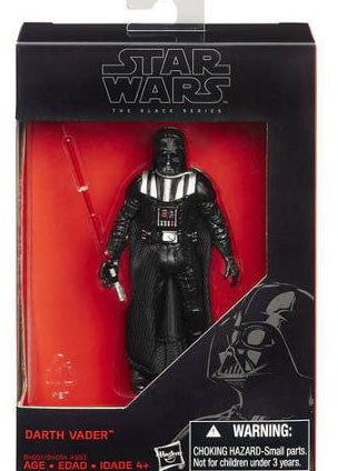 Black Series Darth Vader Figure 3.75""