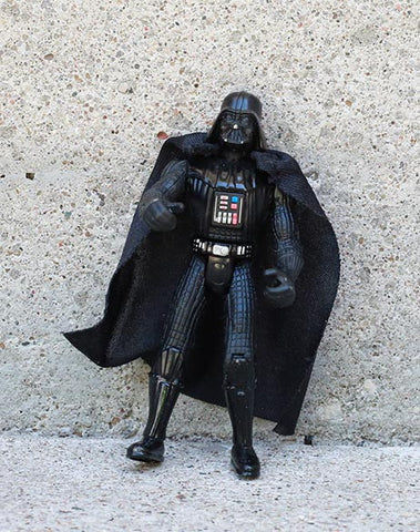 "Darth Vader Star Wars POTF2 3.75"" Loose (incomplete)"