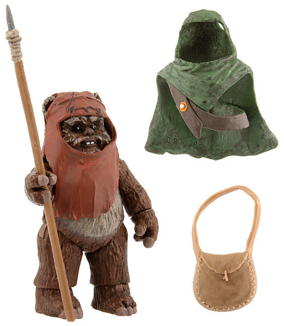 "Wicket Ewok The Vintage Collection 3.75"" Loose"