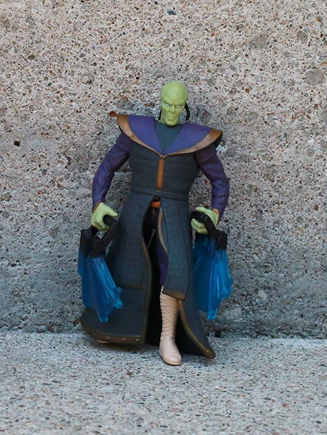 "Xisor Shadows of the Empire Star Wars 3.75"" Loose"