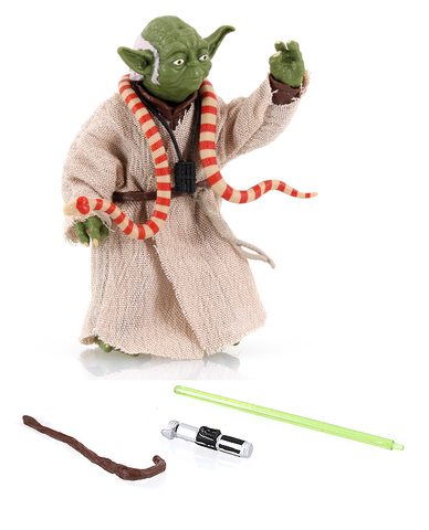 "#06 Yoda Star Wars Black Series 6"" Loose"