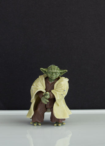 "Yoda Star Wars ROTS Loose 3.75"" (INCOMPLETE)"