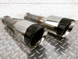 Special Edition Dodge 1500 Exhaust Tip Set - Flowrite Exhaust Systems