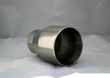 "3.5"" STRAIGHT DOUBLE WALL EXHAUST TIP - Flowrite Exhaust Systems"