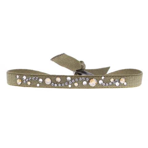 Arabesque Bracelet - Medium Khaki