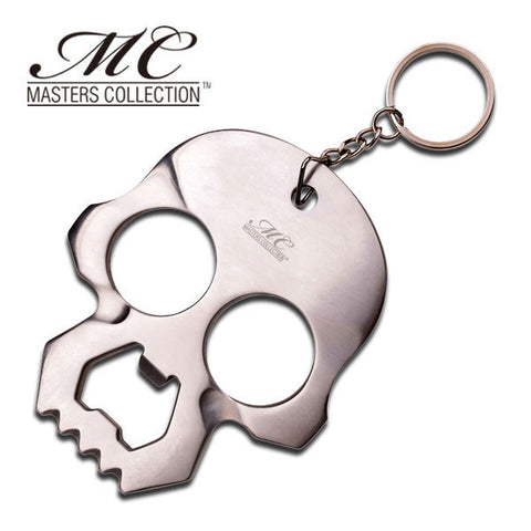 Silver Key Ring Knuckles