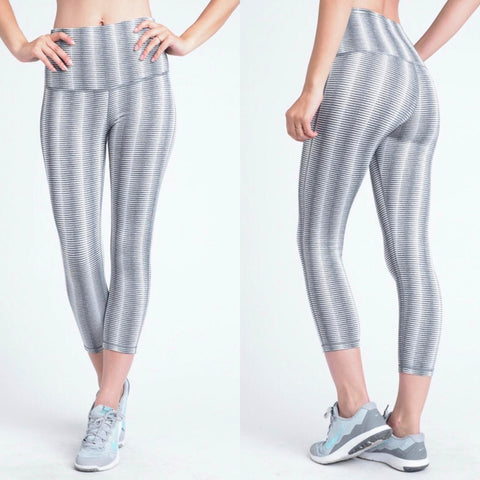 High Waisted Capri Legging