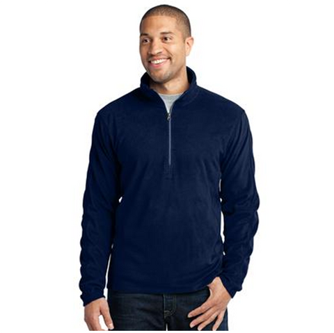 Microfleece Super Soft 1/2-Zip Pullover