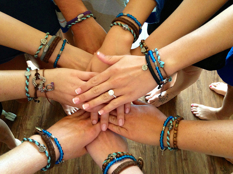 Share® Bracelets--The Story Behind the Idea