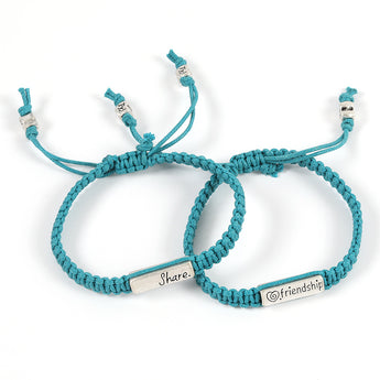 Share® Friendship Bracelets - Trust Your Journey