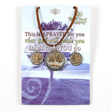 Tree of Life Necklace and Earring Set - Trust Your Journey
