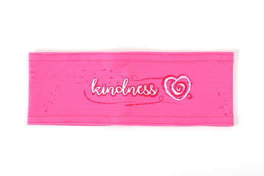 One Word Headband-Kindness