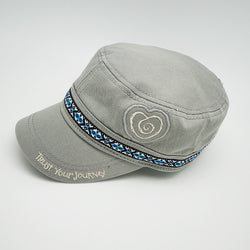 The Meaning of Life Hat - Trust Your Journey