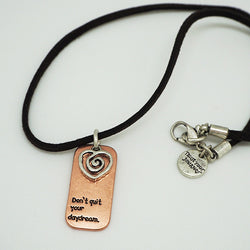 Day Dream Necklace - Trust Your Journey